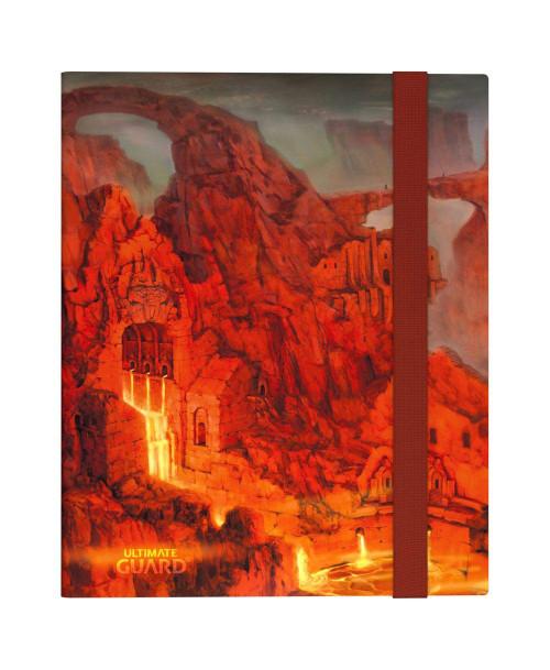 Ultimate Guard Lands Edition II Mountain 9-Pocket Flexxfolio