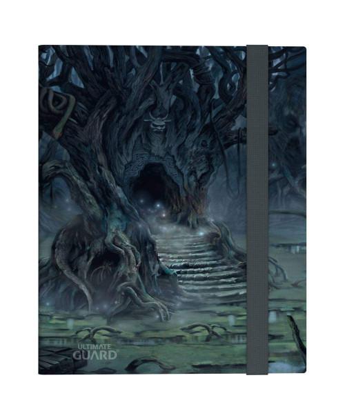 Ultimate Guard Lands Edition II Swamp 9-Pocket Flexxfolio