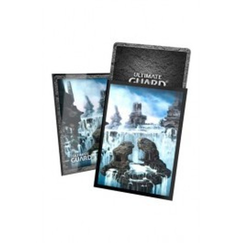 Ultimate Guard Lands Edition II Island Card Sleeves [100 Count]