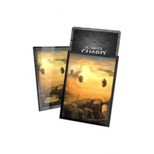 Ultimate Guard Lands Edition II Plains Card Sleeves [100 Count]