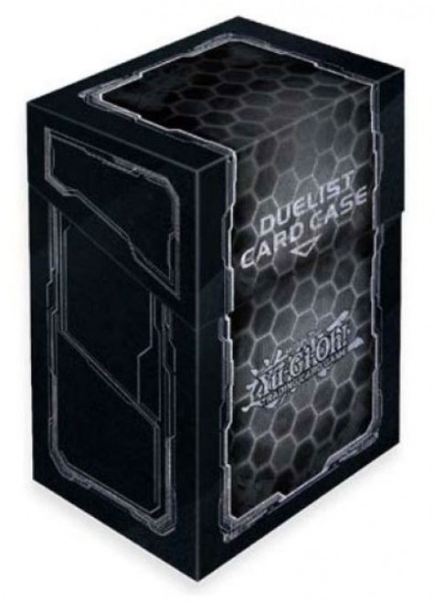 YuGiOh Trading Card Game Card Supplies Dark Hex Deck Box
