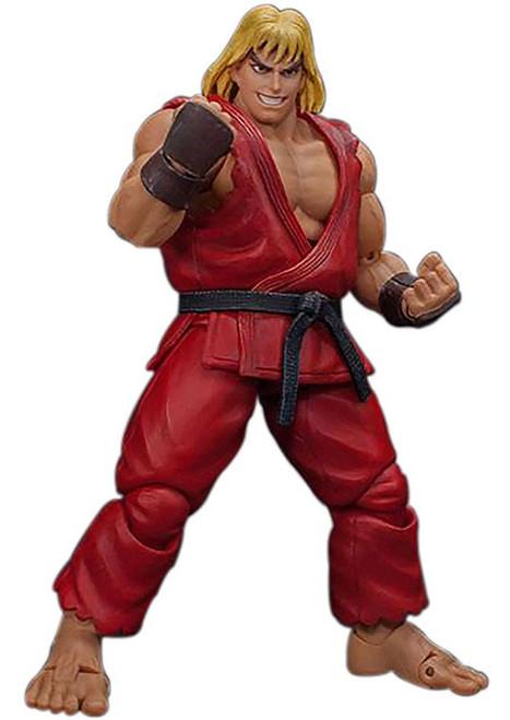 Ultra Street Fighter II: The Final Challengers Ken Action Figure