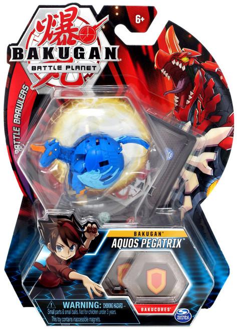 Bakugan Battle Planet Battle Brawlers Bakugan Aquos Pegatrix