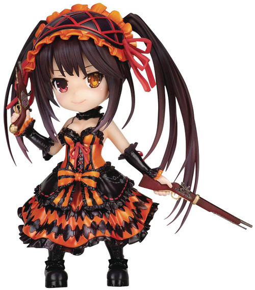 Date A Live EXQ Figure Collection Kurumi Tokisaki 5-Inch Collectible PVC Figure