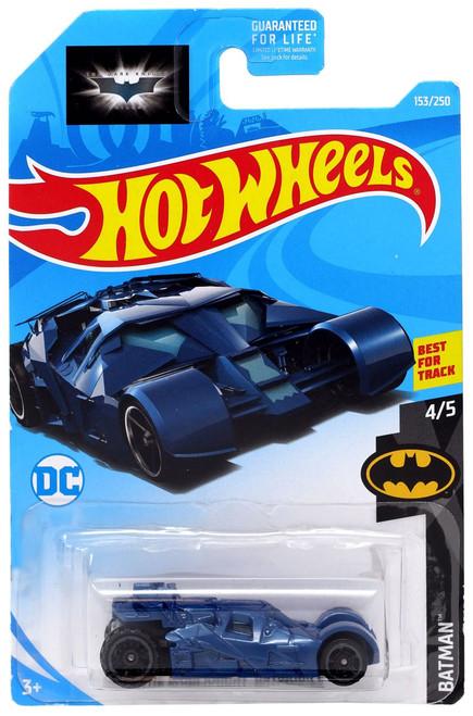 Hot Wheels Batman The Dark Knight Batmobile Die-Cast Car #4/5