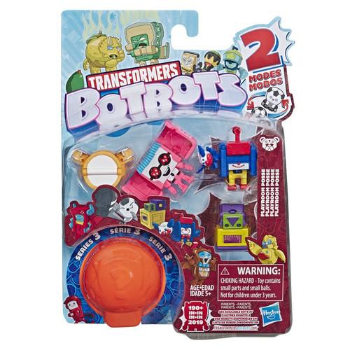 Transformers BotBots Series 3 Playroom Posse Mini Figure 5-Pack [RANDOM Figures!]
