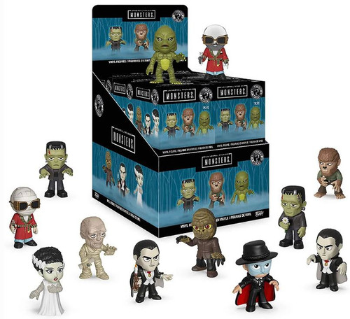 Funko Mystery Minis Universal Monsters Mystery Box [12 Packs]