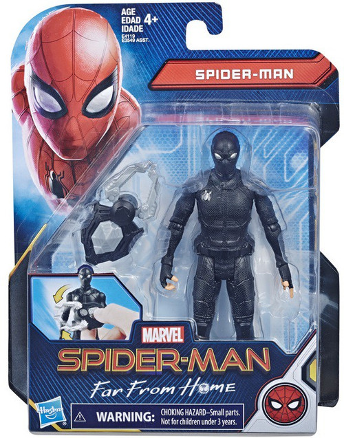 Marvel Far From Home Stealth Suit Spider-Man Action Figure