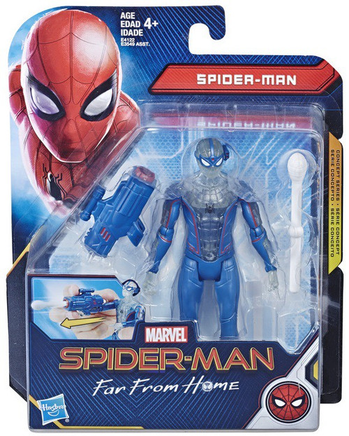 Marvel Far From Home Under Cover Spider-Man Action Figure