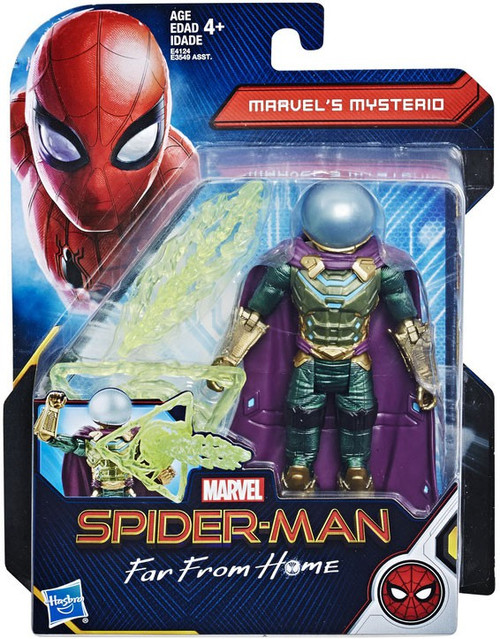 Marvel Spider-Man Far From Home Mysterio Action Figure