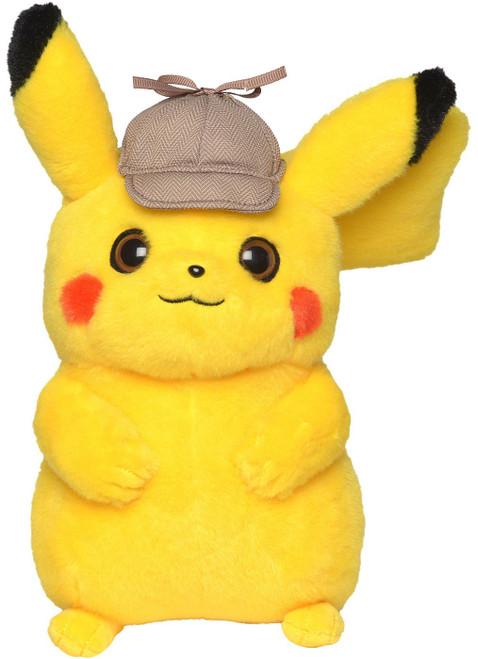Pokemon Detective Pikachu 8-Inch Plush