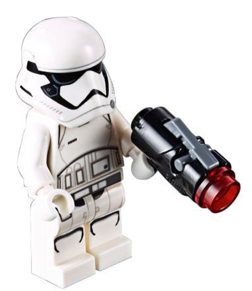 LEGO Star Wars First Order Stormtrooper Minifigure [Pointed Mouth Pattern Loose]