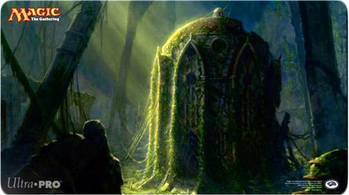 Ultra Pro MtG Return to Ravnica Overgrown Tomb Play Mat