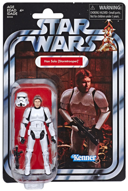 Star Wars A New Hope Vintage Collection Han Solo Action Figure [Stormtrooper]