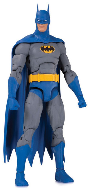 DC Essentials Batman Action Figure [Knightfall]