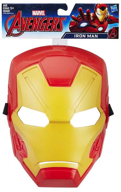 Marvel Avengers Basic Iron Man Mask