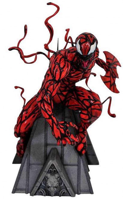 Marvel Spider-Man Premier Collection Carnage 12-Inch Resin Statue