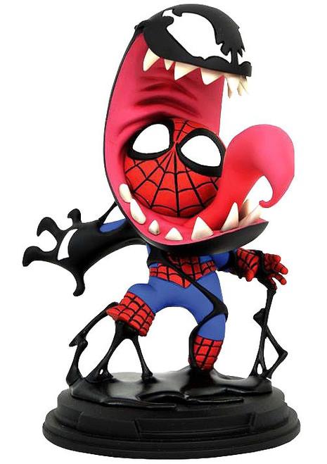 Marvel Animated Spider-Man & Venom 6.5-Inch Bust