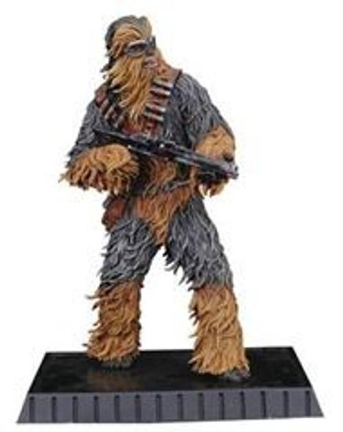 Solo Star Wars Milestones Chewbacca 14-Inch Statue