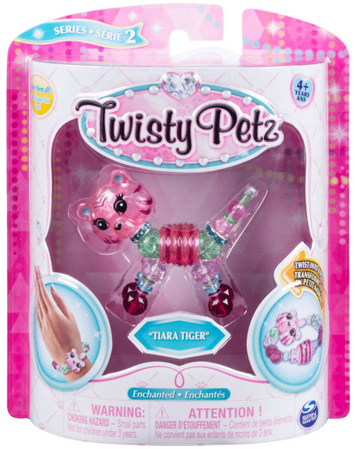 Twisty Petz Series 2 Tiara Tiger Bracelet
