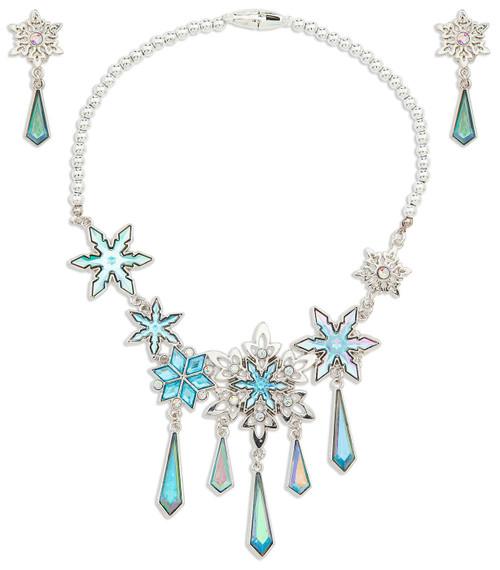 Disney Frozen Queen Elsa's Jewelry Set Exclusive Dress Up Toy