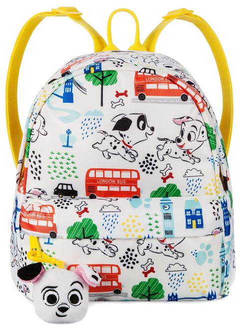 Disney Furrytale Friends 101 Dalmatians Exclusive Mini Backpack
