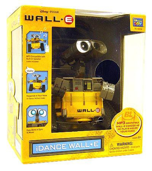 Disney / Pixar iDance Wall-E Electronic Toy [Damaged Package]