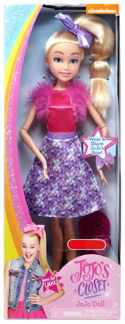 Nickelodeon JoJo's Closet JoJo Siwa Exclusive Doll [Purple Skirt]