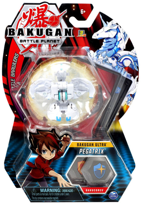 Bakugan Battle Planet Battle Brawlers Ultra Pegatrix