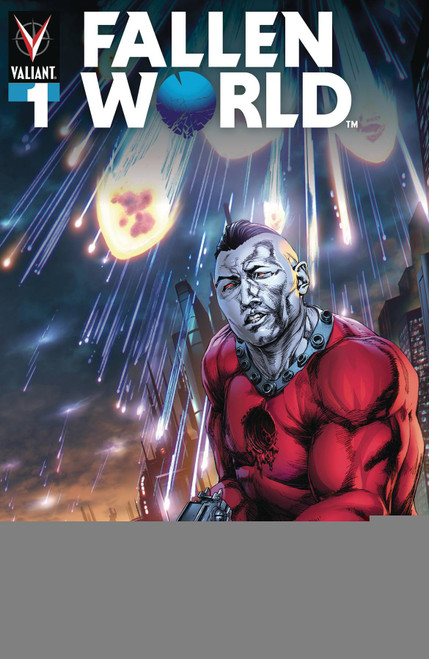 Valiant Comics Fallen World #1 Comic Book [Koi Turnbull Cover C]