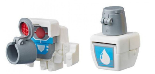 Transformers BotBots Series 2 Bottocorrect Mystery Minifigure [Backpack Bunch Loose]