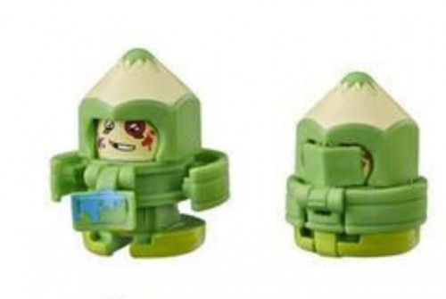 Transformers BotBots Series 2 Scribby Mystery Minifigure [Backpack Bunch Loose]