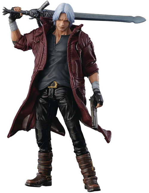 Devil May Cry 5 Dante Action Figure [Standard Version]