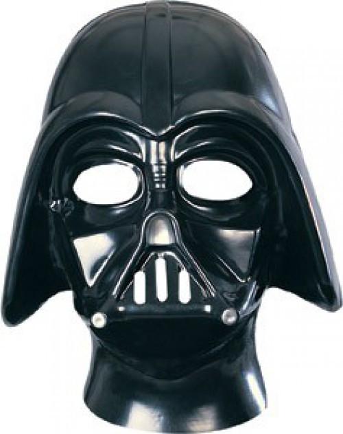 Star Wars Darth Vader Half Face Vaccum Formed PVC Mask #3203