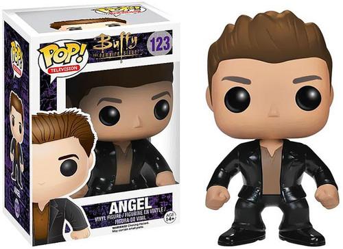 Funko Buffy The Vampire Slayer POP! TV Angel Vinyl Figure #123 [Damaged Package]
