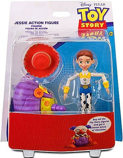 Disney Toy Story Chuckles Build a Figure Jessie Exclusive Action Figure [Loose]