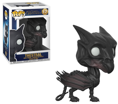 Funko Harry Potter Fantastic Beasts The Crimes of Grindelwald POP! Movies Thestral Vinyl Figure #17 [Damaged Package]