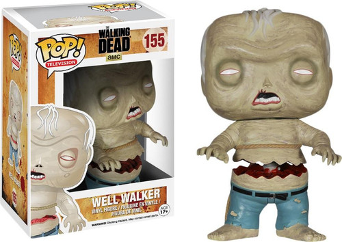 Funko The Walking Dead POP! TV Well Walker Vinyl Figure #155 [Damaged Package]