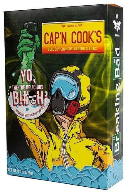 FunkO's Breaking Bad Cap'n Cooks Exclusive 7 Oz. Breakfast Cereal [Damaged Package]