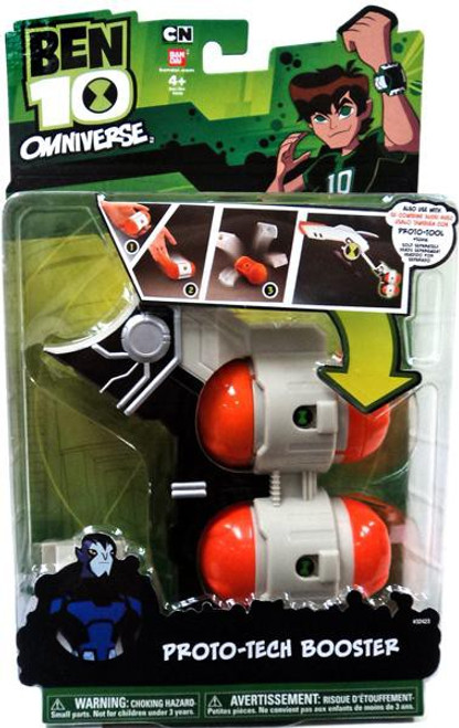 Ben 10 Omniverse Tech Gear Proto-Tech Booster Roleplay Toy [Damaged Package]