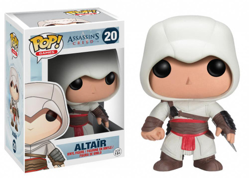 Funko Assassin's Creed POP! Games Altair Vinyl Figure #20 [Damaged Package]