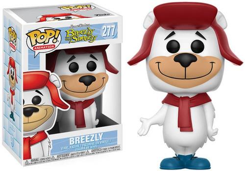 Funko Hanna-Barbera Breezly and Sneezly POP! Animation Breezly Vinyl Figure #277 [Regular Version, Damaged Package]