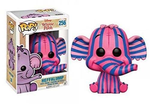 Funko Winnie the Pooh POP! Disney Heffalump Exclusive Vinyl Figure #256 [Pink & Purple Stripes, Damaged Package]