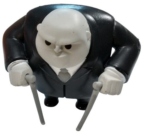 Funko Marvel Spider-Man Into the Spider-Verse Mystery Minis Kingpin 1/24 Mystery Minifigure [Loose]