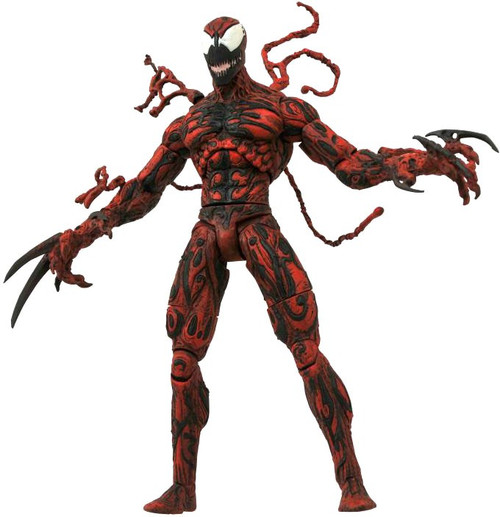 Marvel Select Carnage Action Figure [2019 Version]