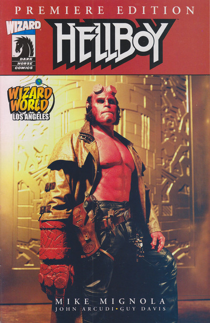 Dark Horse Hellboy Premiere Edition #1 Comic Book