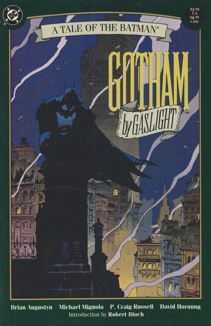 DC Batman Gotham by Gaslight Collector's Volume Comic Book