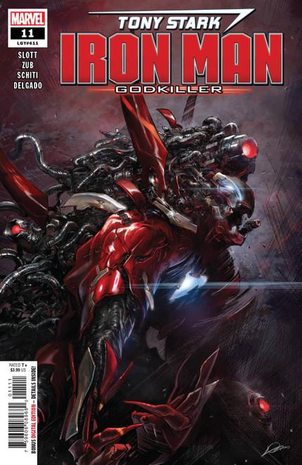 Marvel Comics Tony Stark: Iron Man #11 Comic Book