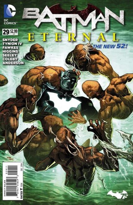 DC The New 52 Batman: Eternal #29 Comic Book