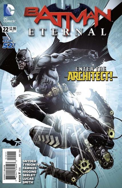 DC The New 52 Batman: Eternal #22 Comic Book